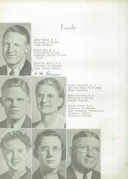Page 16, 1939 Edition, Churchill County High School - Lahontan Yearbook (Fallon, NV) online yearbook collection