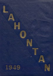 Page 1, 1949 Edition, Churchill County High School - Lahontan Yearbook (Fallon, NV) online yearbook collection