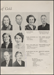 Page 15, 1949 Edition, Churchill County High School - Lahontan Yearbook (Fallon, NV) online yearbook collection
