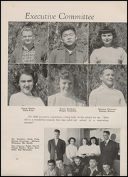 Page 16, 1949 Edition, Churchill County High School - Lahontan Yearbook (Fallon, NV) online yearbook collection