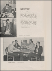 Page 12, 1950 Edition, Churchill County High School - Lahontan Yearbook (Fallon, NV) online yearbook collection