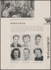 Page 13, 1950 Edition, Churchill County High School - Lahontan Yearbook (Fallon, NV) online yearbook collection