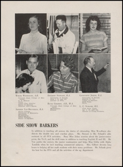 Page 14, 1950 Edition, Churchill County High School - Lahontan Yearbook (Fallon, NV) online yearbook collection