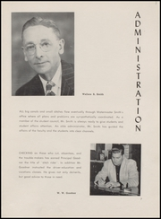 Page 11, 1951 Edition, Churchill County High School - Lahontan Yearbook (Fallon, NV) online yearbook collection