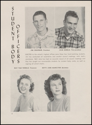 Page 12, 1951 Edition, Churchill County High School - Lahontan Yearbook (Fallon, NV) online yearbook collection
