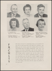 Page 14, 1951 Edition, Churchill County High School - Lahontan Yearbook (Fallon, NV) online yearbook collection