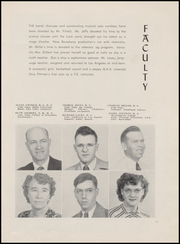 Page 15, 1951 Edition, Churchill County High School - Lahontan Yearbook (Fallon, NV) online yearbook collection