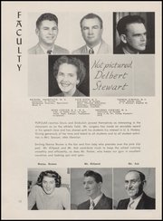 Page 16, 1951 Edition, Churchill County High School - Lahontan Yearbook (Fallon, NV) online yearbook collection