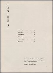 Page 9, 1951 Edition, Churchill County High School - Lahontan Yearbook (Fallon, NV) online yearbook collection