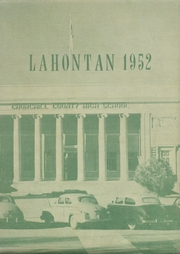 Page 1, 1952 Edition, Churchill County High School - Lahontan Yearbook (Fallon, NV) online yearbook collection