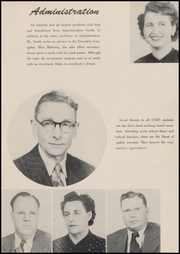 Page 15, 1952 Edition, Churchill County High School - Lahontan Yearbook (Fallon, NV) online yearbook collection