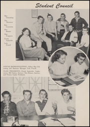 Page 17, 1952 Edition, Churchill County High School - Lahontan Yearbook (Fallon, NV) online yearbook collection