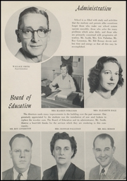 Page 10, 1954 Edition, Churchill County High School - Lahontan Yearbook (Fallon, NV) online yearbook collection