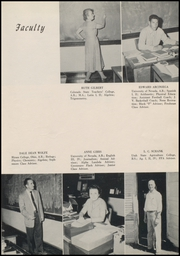 Page 11, 1954 Edition, Churchill County High School - Lahontan Yearbook (Fallon, NV) online yearbook collection