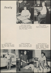 Page 12, 1954 Edition, Churchill County High School - Lahontan Yearbook (Fallon, NV) online yearbook collection