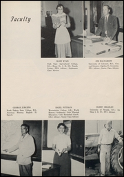 Page 13, 1954 Edition, Churchill County High School - Lahontan Yearbook (Fallon, NV) online yearbook collection