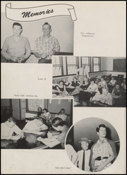 Page 10, 1957 Edition, Churchill County High School - Lahontan Yearbook (Fallon, NV) online yearbook collection