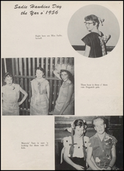 Page 11, 1957 Edition, Churchill County High School - Lahontan Yearbook (Fallon, NV) online yearbook collection