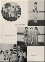 Page 12, 1957 Edition, Churchill County High School - Lahontan Yearbook (Fallon, NV) online yearbook collection