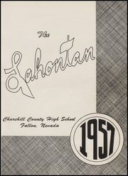 Page 5, 1957 Edition, Churchill County High School - Lahontan Yearbook (Fallon, NV) online yearbook collection