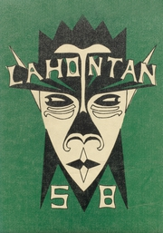 Page 1, 1958 Edition, Churchill County High School - Lahontan Yearbook (Fallon, NV) online yearbook collection