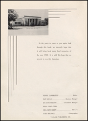 Page 6, 1958 Edition, Churchill County High School - Lahontan Yearbook (Fallon, NV) online yearbook collection