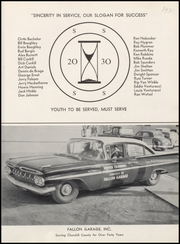 Page 149, 1959 Edition, Churchill County High School - Lahontan Yearbook (Fallon, NV) online yearbook collection