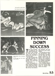 Page 57, 1987 Edition, Boulder City High School - Aquila Yearbook (Boulder City, NV) online yearbook collection
