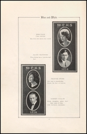 Page 14, 1924 Edition, White Pine County High School - Coyote Yearbook (Ely, NV) online yearbook collection