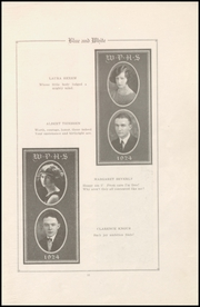 Page 15, 1924 Edition, White Pine County High School - Coyote Yearbook (Ely, NV) online yearbook collection