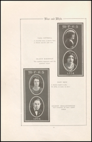Page 16, 1924 Edition, White Pine County High School - Coyote Yearbook (Ely, NV) online yearbook collection
