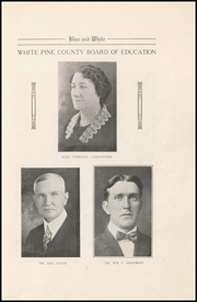 Page 9, 1924 Edition, White Pine County High School - Coyote Yearbook (Ely, NV) online yearbook collection