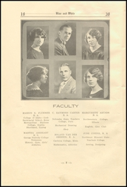 Page 14, 1930 Edition, White Pine County High School - Coyote Yearbook (Ely, NV) online yearbook collection