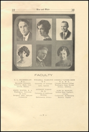 Page 15, 1930 Edition, White Pine County High School - Coyote Yearbook (Ely, NV) online yearbook collection
