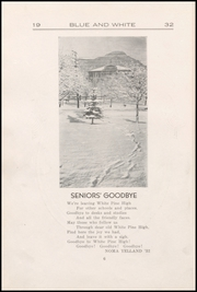 Page 10, 1932 Edition, White Pine County High School - Coyote Yearbook (Ely, NV) online yearbook collection