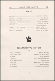 Page 12, 1932 Edition, White Pine County High School - Coyote Yearbook (Ely, NV) online yearbook collection