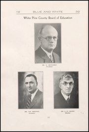 Page 16, 1932 Edition, White Pine County High School - Coyote Yearbook (Ely, NV) online yearbook collection