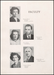 Page 16, 1947 Edition, White Pine County High School - Coyote Yearbook (Ely, NV) online yearbook collection