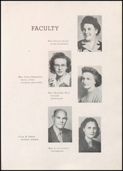 Page 17, 1947 Edition, White Pine County High School - Coyote Yearbook (Ely, NV) online yearbook collection