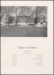 Page 6, 1947 Edition, White Pine County High School - Coyote Yearbook (Ely, NV) online yearbook collection