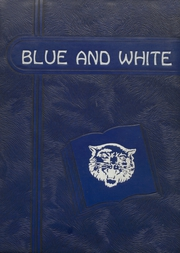 Page 1, 1951 Edition, White Pine County High School - Coyote Yearbook (Ely, NV) online yearbook collection