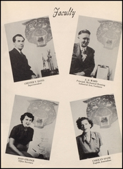 Page 15, 1951 Edition, White Pine County High School - Coyote Yearbook (Ely, NV) online yearbook collection