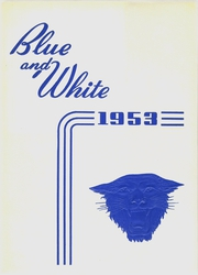 Page 1, 1953 Edition, White Pine County High School - Coyote Yearbook (Ely, NV) online yearbook collection