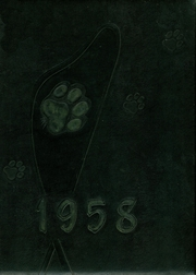 1958 Edition, White Pine County High School - Coyote Yearbook (Ely, NV)