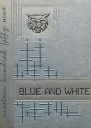 1959 Edition, White Pine County High School - Coyote Yearbook (Ely, NV)