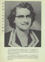 Page 10, 1954 Edition, Yerington High School - Malachite Yearbook (Yerington, NV) online yearbook collection