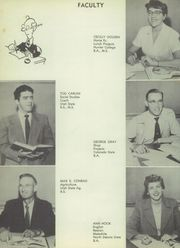 Page 14, 1954 Edition, Yerington High School - Malachite Yearbook (Yerington, NV) online yearbook collection