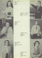 Page 15, 1954 Edition, Yerington High School - Malachite Yearbook (Yerington, NV) online yearbook collection