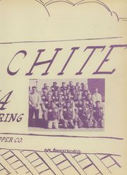 Page 3, 1954 Edition, Yerington High School - Malachite Yearbook (Yerington, NV) online yearbook collection