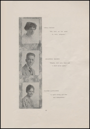 Page 15, 1917 Edition, Tonopah High School - Nugget Yearbook (Tonopah, NV) online yearbook collection